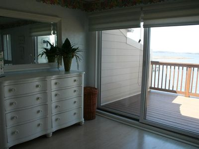 Fenwick Island townhome rental - Master Bedroom