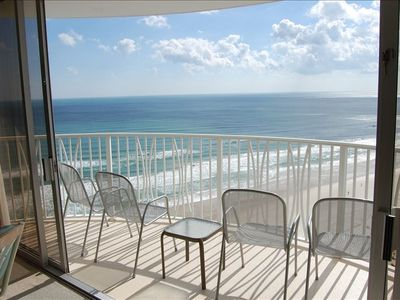 Oceanfront Balcony, See all the way Down to the Lighthouse, Sun All Day Long!
