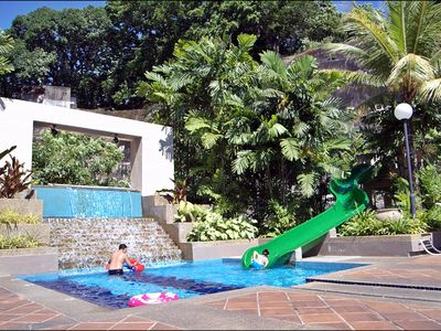 Water Slide - Kids like it !!