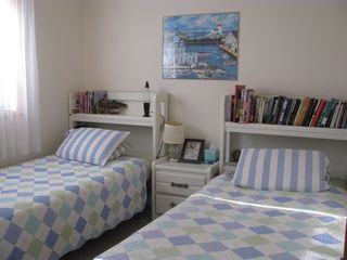 Solomons Island house photo - Twin Bedroom