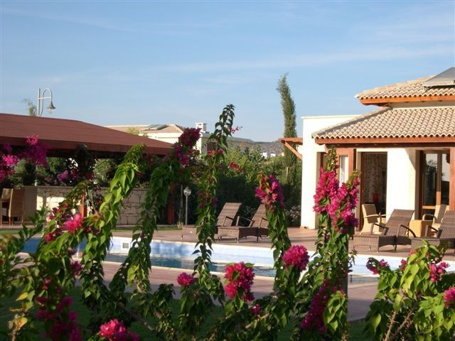 Luxurious villa at Aphrodite Hills Golf Resort Cyprus with Heated Pool