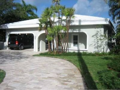 Miami Beach villa rental - Plenty of room to play !!