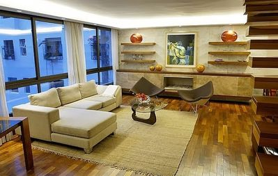 2 luxury bedrooms in suite in a great apartment in the best of Buenos Aires