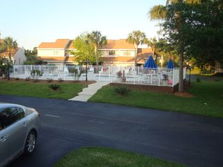 Orange Beach townhome photo - Right Across the Street!