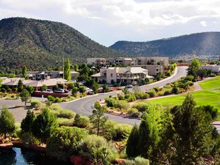 Sedona condo photo - Exterior of Resort at the Ridge on Sedona Golf Resort