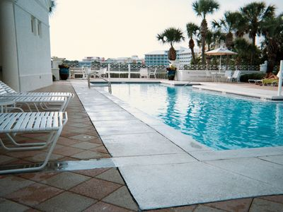 2 additional pools in Carillon Beach- this one is the east pool on Lake Carillon
