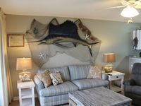 *1st Floor Beachfront Unit* Daily Umbrella/Chair Setup Included- New Renovations