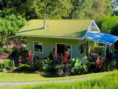 Private, Romantic Cottage On An Estate Property In The Hamakua District