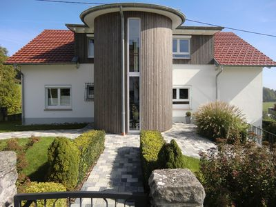 House Laetitia. de offers spacious apartments close to Lake Constance - Hohentwiel