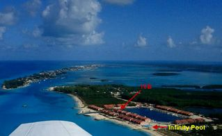 Bimini Sands Condo 10B located by the entrance, marina view, steps to beach - Bimini condo vacation rental photo