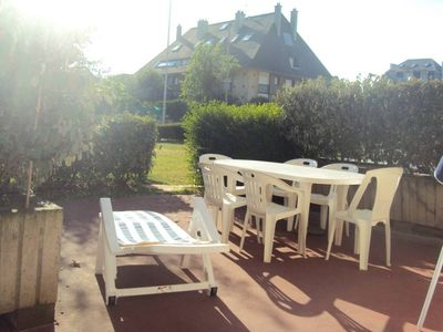 Cabourg - Apartment any comfort from 1 to 6 people WIFI RDJ with private terrace and sunny 100m from the beach