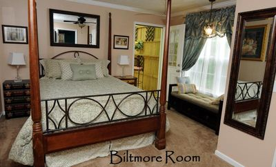 Master Bedroom - The Biltmore Room
