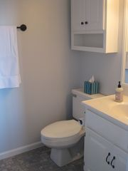 Carolina Beach condo photo - Newly renovated bathrooms