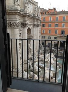 Wonderful holiday home in Rome Trevi Fountain