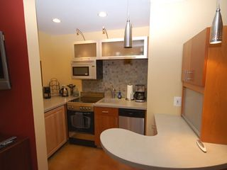 Downtown - Washington DC apartment photo - Small fully equipped Kitchen