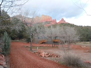 Sedona house photo - Close to everything - yet private (Northern Views) walk to town .3 mile away