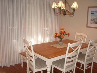 Kiawah Island house photo - Spacious Dining Table