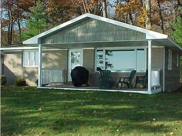 Tawas cottage rental - MMMmm! The taste of great coffee while watching an early morning sunrise!