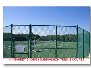 Avon house photo - Kinnakeet Shores Subdivision Tennis Courts