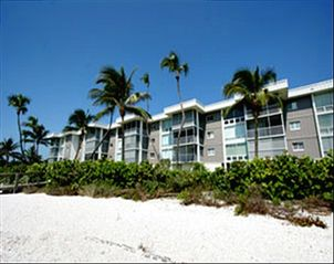 Sanibel Island condo photo - Island Beach Club is right on the beach