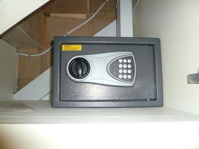 Concealed wall safe for your protection