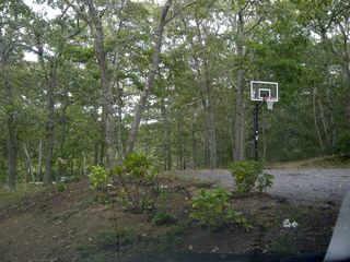 Chatham estate photo - basketball court