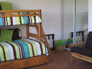 Rio Grande villa photo - 2nd Bedroom with Full Futon