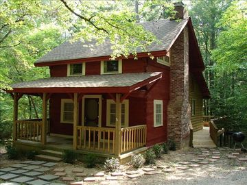 Lake Ouachita cabin rental - Come Be Our Guest! Christina's Little Cabin:Call on Availability&Reservation