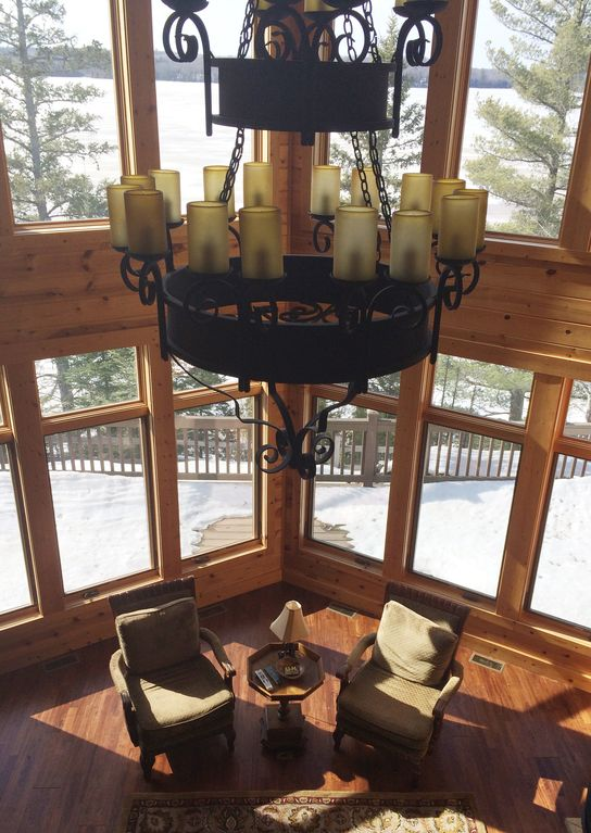 Large Lakefront Paradise on the shores of Lake Michigamme