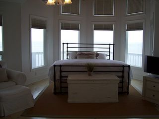 Fripp Island estate photo - .Back decks and ocean
