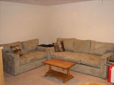 new basement family room couches