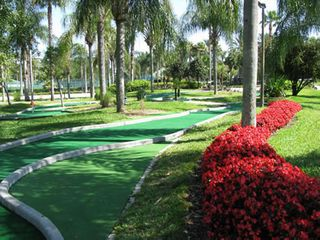 Celebration condo photo - Minigolf at Mystic Dunes Resort