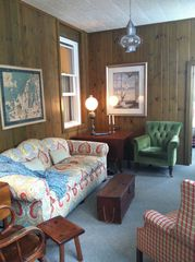 Northport cottage photo - Comfy seating area.