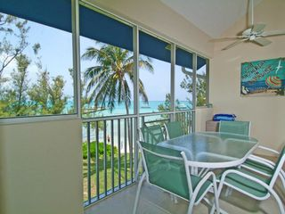 Grand Cayman condo photo - Retreat #33 - Ocean View from Lanai