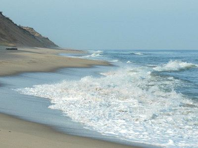 Cahoon Hollow Beach in Wellfleet. Photo by Beth Higgins Beth Higgins Fine Art Ph