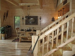 Munising cottage photo - Plenty of space for everyone!