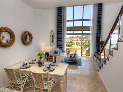 Punta Cana apartment rental - View of the dining area