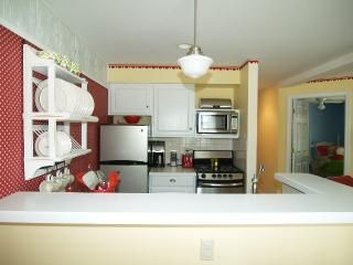 Onekama condo photo - Stainless steel appliances