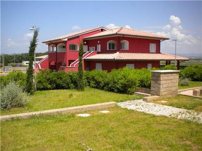 Apartment for 3 people, with swimming pool, in Maremma