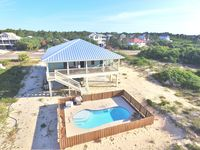 Island Tide - New 4 BR / 4 bath beach house with private pool and ocean views
