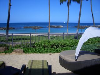 Ko Olina condo photo - View from the Resort - Next to the Pool Bar