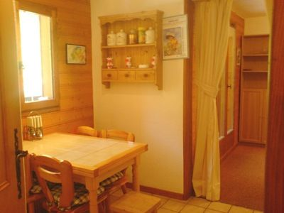 Apartment in Chatel