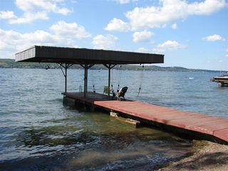Canandaigua cottage photo - Dock