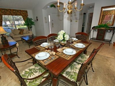 Emerald Island villa rental - Formal Dining