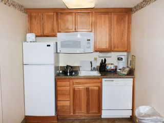 June Lake condo photo - Full Kitchen at The Heidelberg Inn