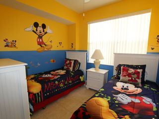Legacy Park house photo - Boy bedroom downstairs