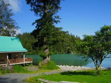 Cordova chateau / country house rental - Welcome to BEAR COUNTRY LODGE !!!