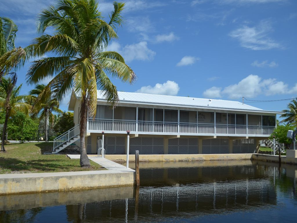 Big pine key peaceful retreat 3 br vacation house for - Large summer houses energizing retreat ...