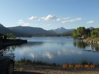 Durango condo photo - The view at Electra Lake just a few miles from our home