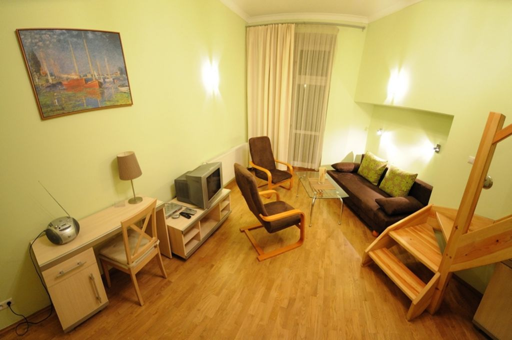 Holiday apartment,  32 square meters